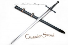Crusader-Sword