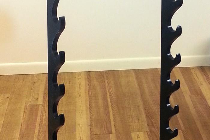 8 sword wooden floor sword