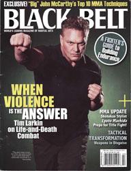 Black Belt Cover Feb 2012
